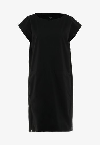DAWN DRESS - Jurken - true black