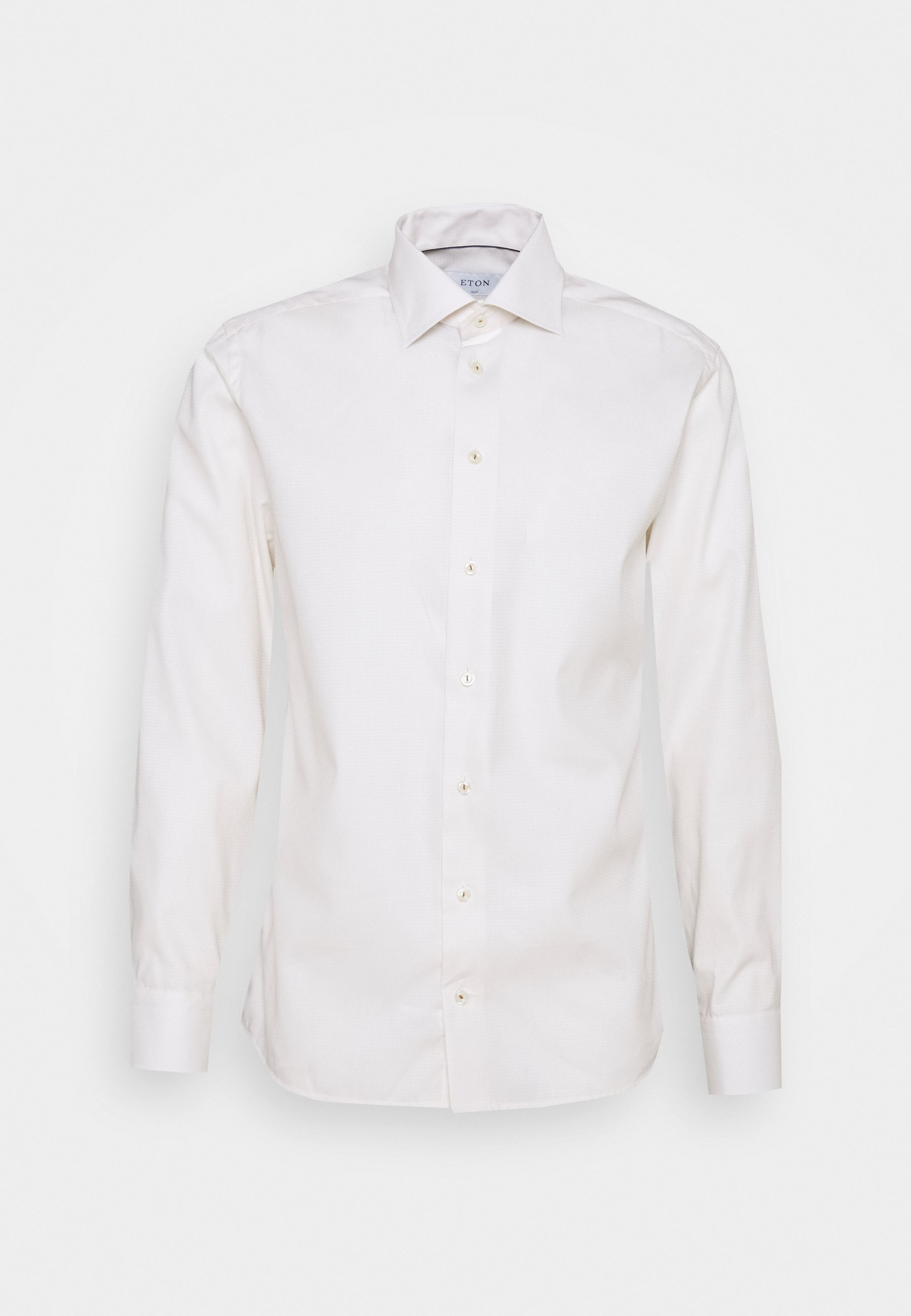 Homme SLIMOFF FINE DOTTED WEAVE SHIRT - Chemise classique