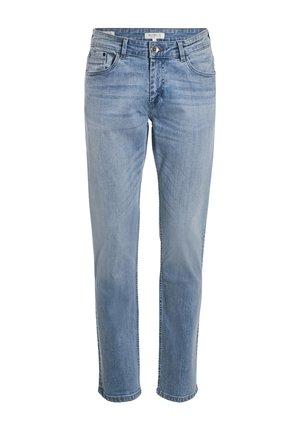 INSTINCT - Straight leg jeans - denim bleach