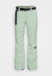 O'Neill - STAR SLIM PANTS - Ski- & snowboardbukser - jadeite - 4