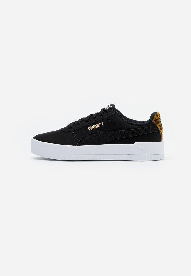 CARINA LEO - Sneakers basse - black