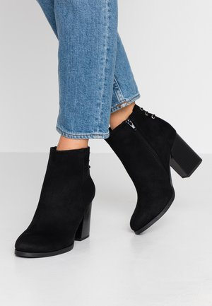 WESTQUAY - Ankle boot - black