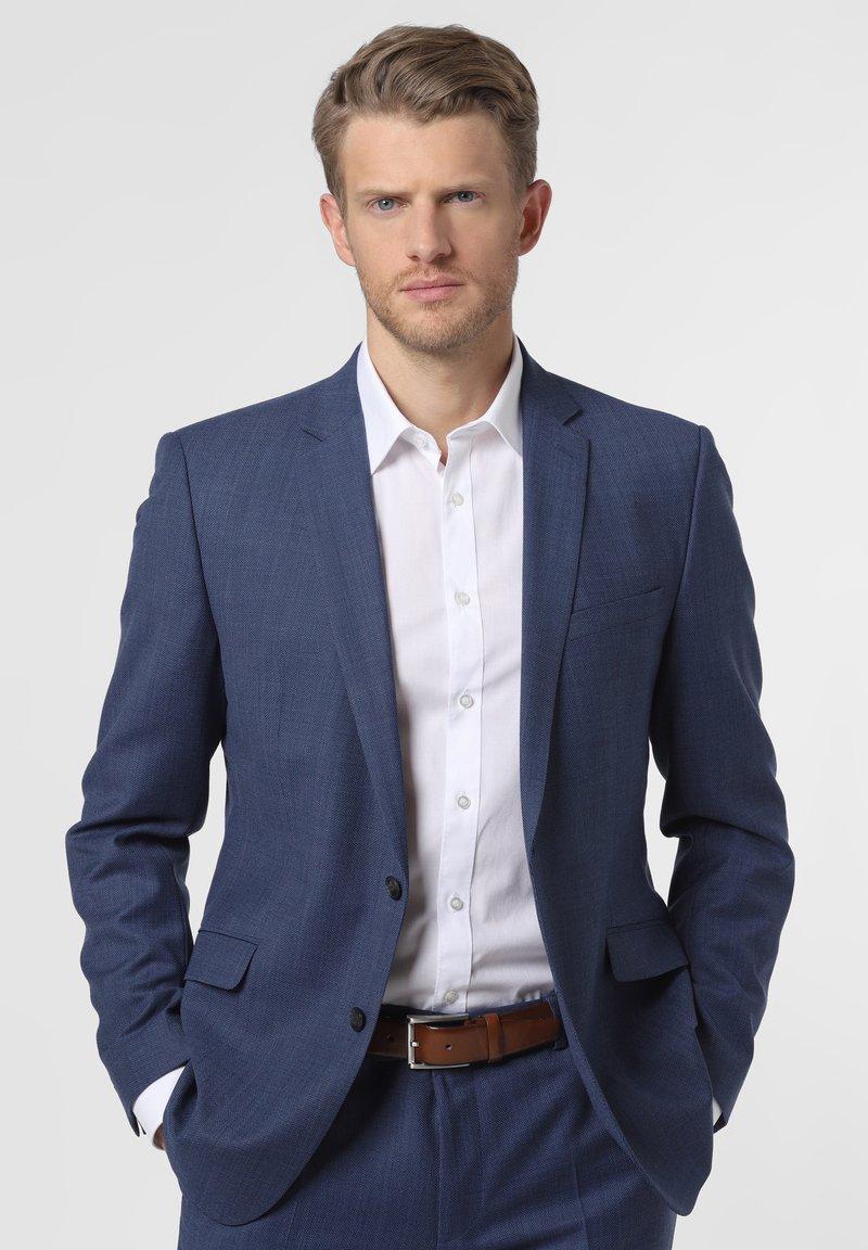 Strellson - BAUKASTEN-SAKKO - Suit jacket - blau