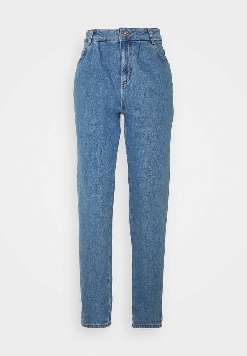 New Look - BALLOON LEG - Jeans Tapered Fit - blue