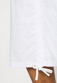 Nike Sportswear - DRESS - Jersey dress - white - 4