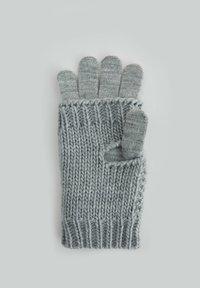 DeFacto - Gloves - grey - 1