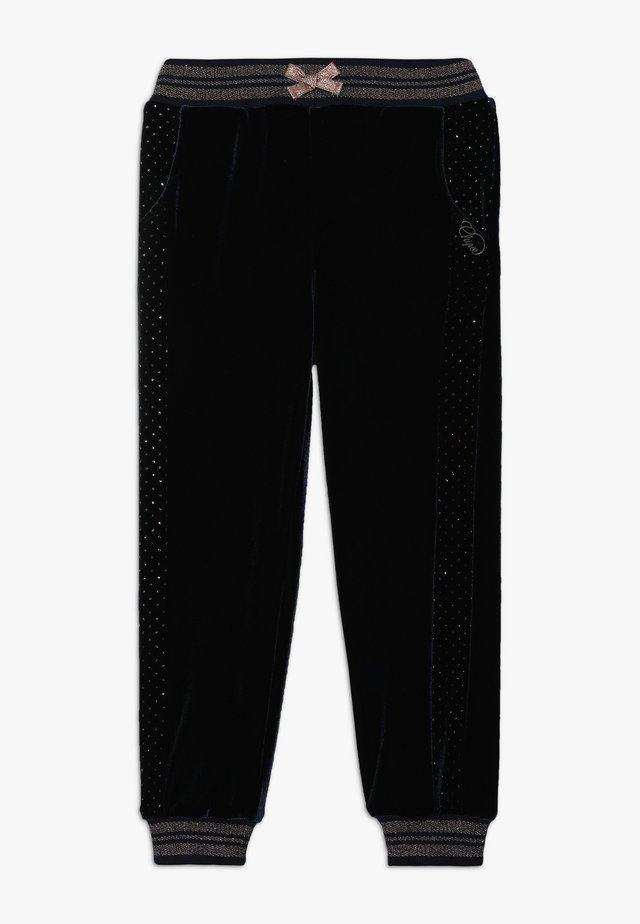 TREGGING - Teplákové kalhoty - marine blue
