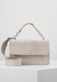 Becksöndergaard - BRIGHT MAYA BAG - Sac bandoulière - light grey - 0
