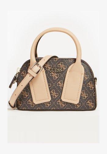 PICNIC LOGO - Handbag - braun