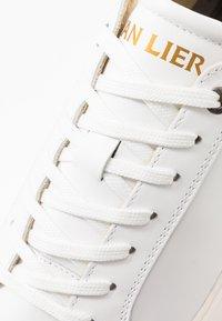 Van Lier - VITTORIO - Trainers - white - 5