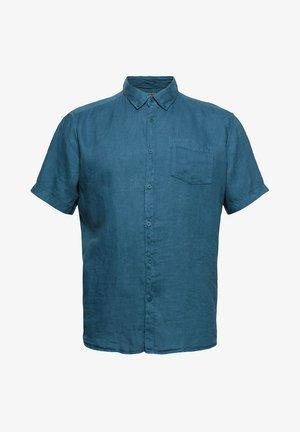 Overhemd - teal blue
