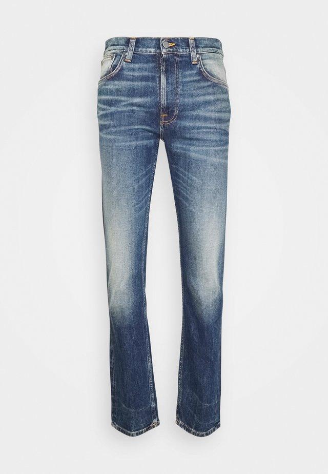 LEAN DEAN - Jeans Slim Fit - blue moon