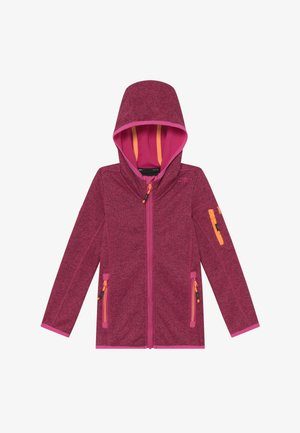FIX HOOD  - Fleece jacket - pink