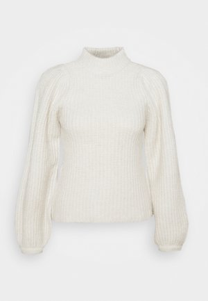 VMPEKAN HIGHNECK - Jumper - birch