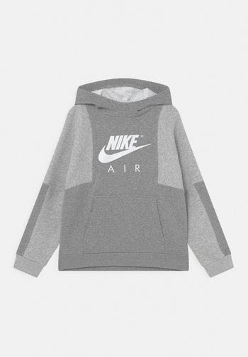AIR - Sweatshirt - dark grey heather/grey heather/white