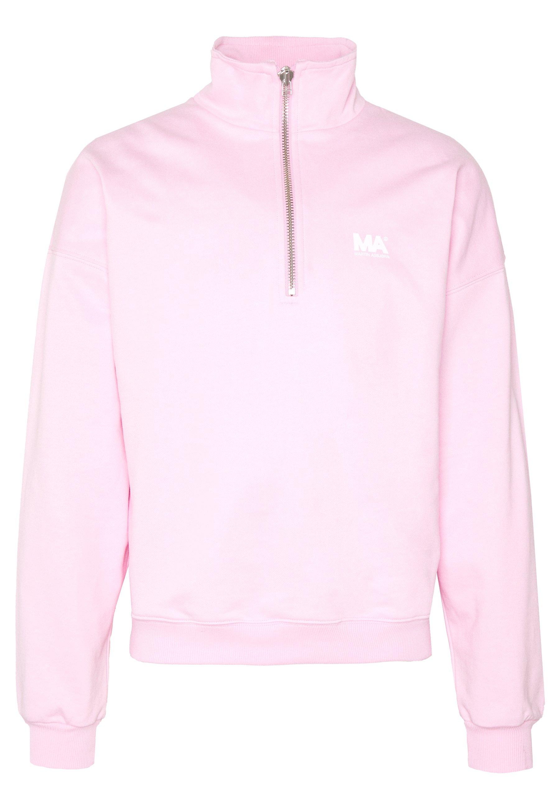 Martin Asbjørn JEREMY TURTLENECK - Sweatshirt - pink