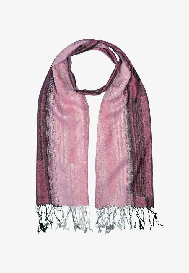 Huivi - pink/ lilac