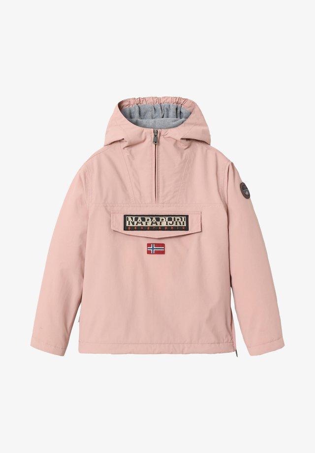 RAINFOREST WINTER - Light jacket - pink woodrose