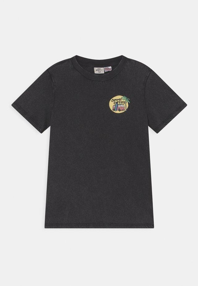 MINI TEE - Print T-shirt - black