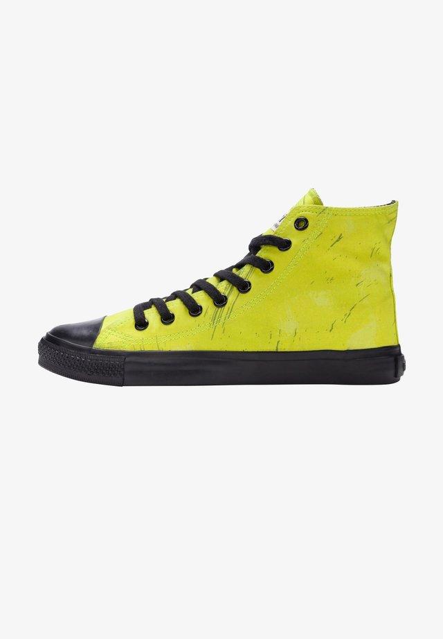 FAIR  - Sneakers hoog - lime