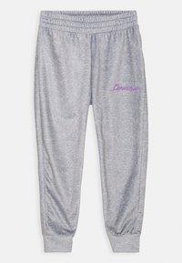 Converse - SET - Pantalones deportivos - dark grey heather - 2
