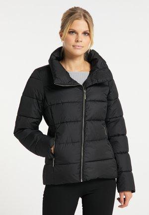 Winter jacket - schwarz