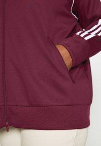 adidas Originals - TRACKTOP - Training jacket - victory crimson - 5