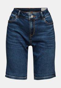 Esprit - Denim shorts - blue medium washed - 10