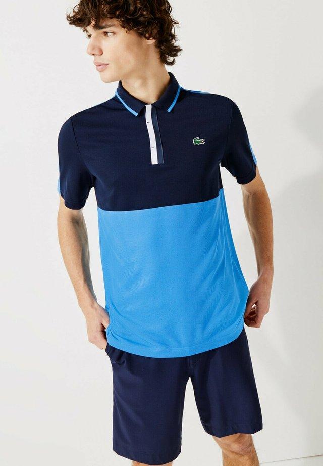 GOLF BLOCK - T-shirt de sport - bleu marine