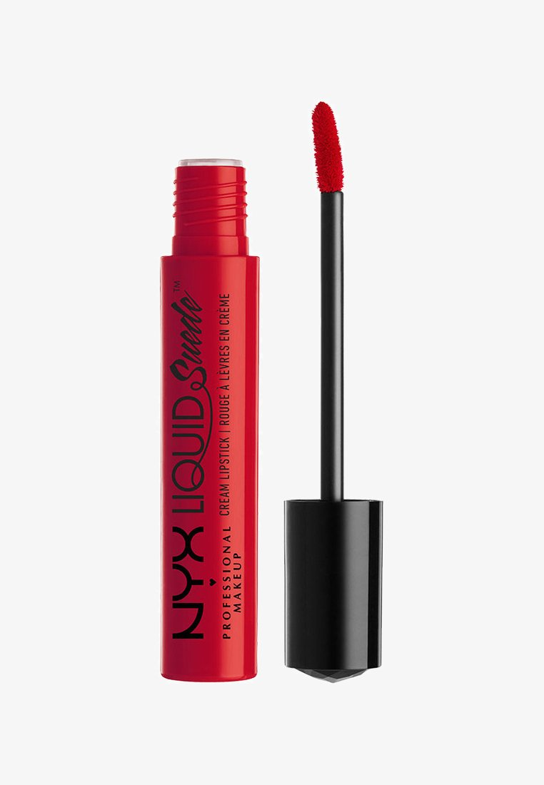 Nyx Professional Makeup - LIQUID SUEDE CREME LIPSTICK - Liquid lipstick - 11 kitten