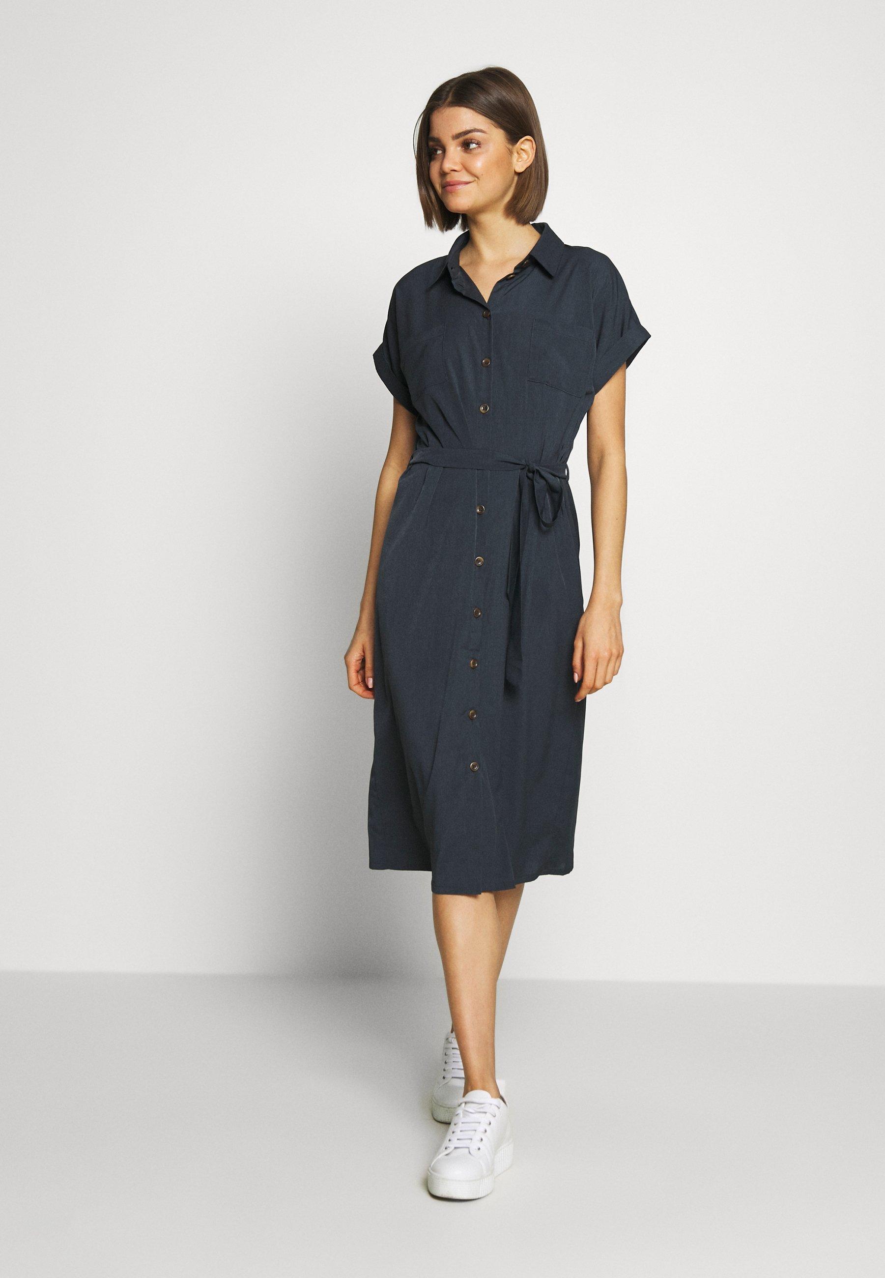 Women ONLHANNOVER SHIRT DRESS - Shirt dress