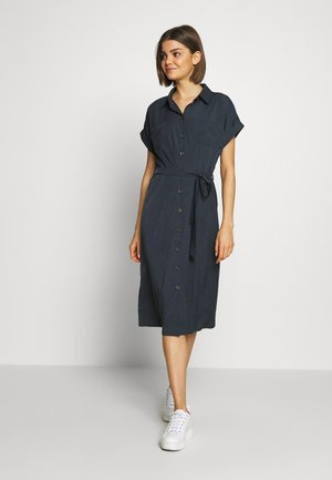 ONLHANNOVER SHIRT DRESS - Vestido camisero - india ink