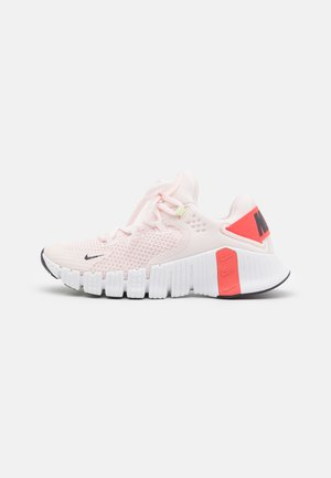 FREE METCON 4 - Sports shoes - light soft pink/cave purple/magic ember/lime ice/white