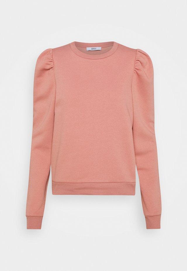 ONLANNE PUFF SLEEVE  - Sweatshirt - old rose