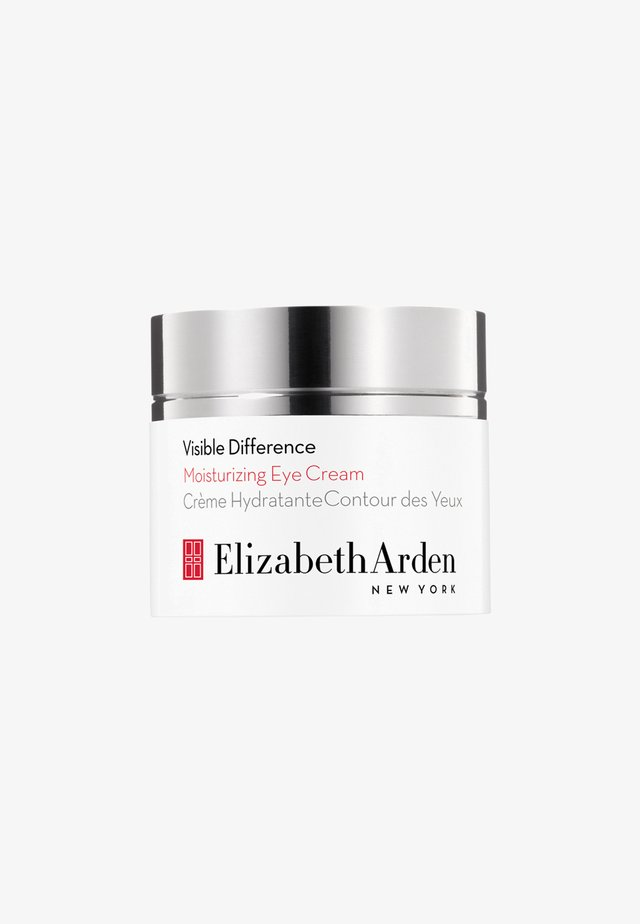 VISIBLE DIFFERENCE MOISTURIZING EYE CREAM - Oogverzorging - -