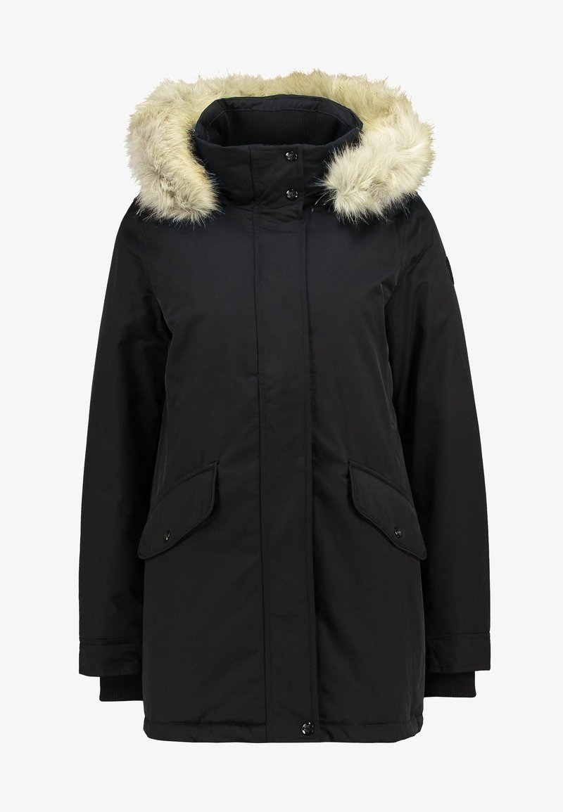 Móvil ángel grande  Tommy Hilfiger NEW ALANA - Winter coat - black - Zalando.co.uk