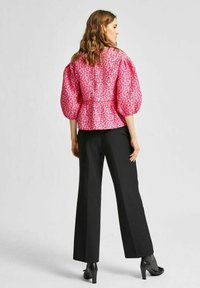 Selected Femme - Blouse - very berry - 2