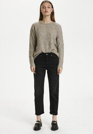 Pullover - dune melange