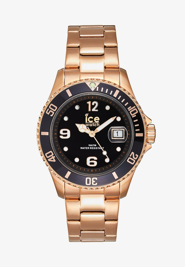 Montre - rosègold-coloured