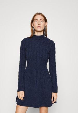 SCENICO - Jumper dress - midnight blue
