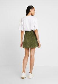 Noisy May - Mini skirt - olivine - 2