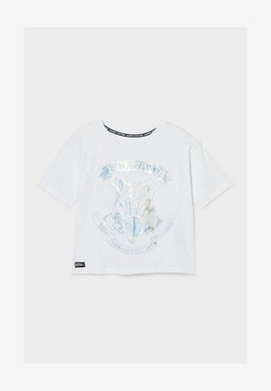 HARRY POTTER  - Print T-shirt - white
