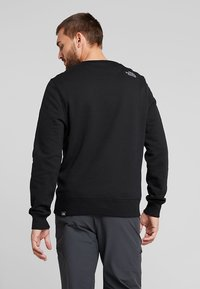 The North Face - MENS DREW PEAK CREW - Bluza - black - 2