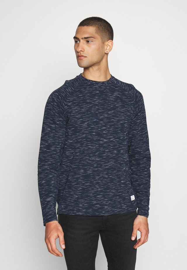 RICO - Long sleeved top - navy