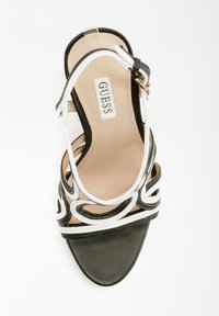 Guess - FIDESSA - Sandalen met hoge hak - mehrfarbig, weiß - 3