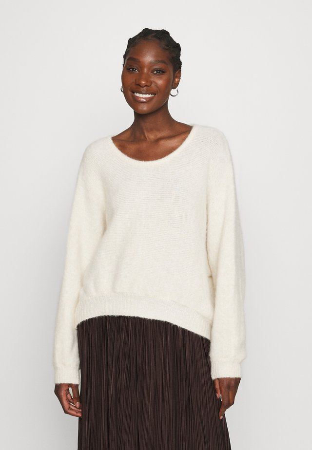 EAST - Pullover - nacre chine