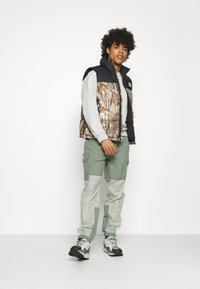 The North Face - STEEP TECH LIGHT PANT - Pantalones cargo - agave green/wrought iron/green mist - 1
