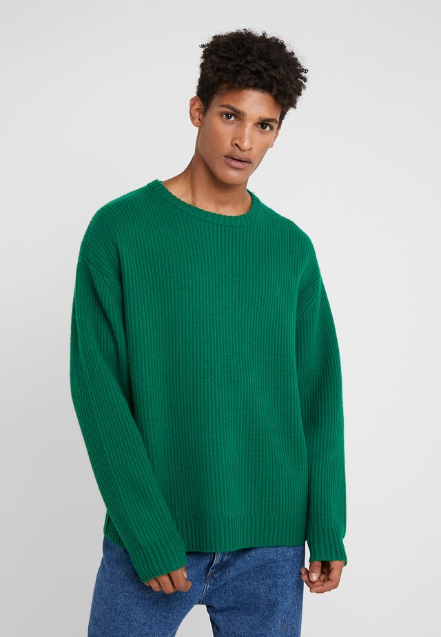 BASH STREET CREW - Pullover - green