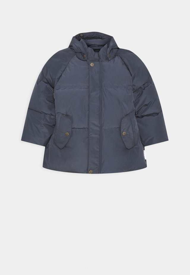Down jacket - ombre blue