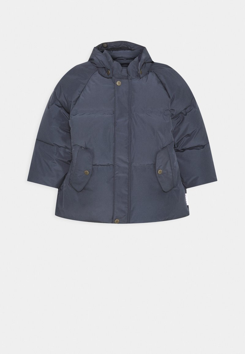 MINI A TURE - Down jacket - ombre blue
